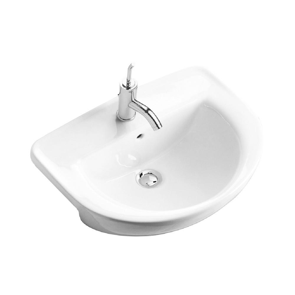 Gala Flag Semi-Recessed Wash Basin 04340