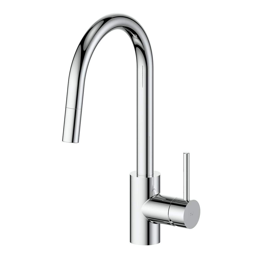 Zeon Pull-Down Sink Mixer (Chrome)