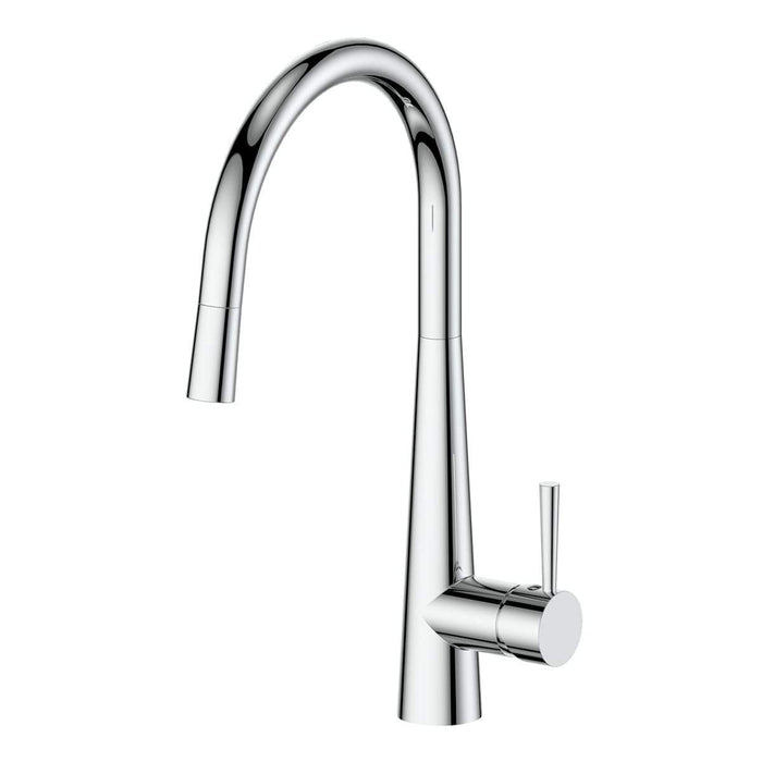 Galiano Pull Down Sink Mixer Chrome Dual Function