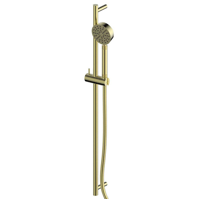 Textura Rail Shower (3 Colour Options) - Greens Tapware