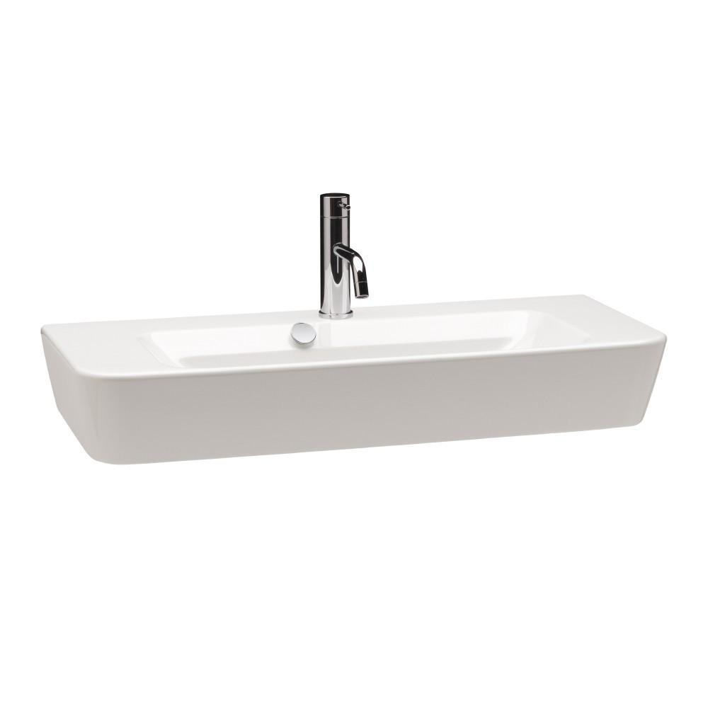 Gala Emma Square 80 Wall Basin Centred 27035