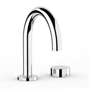 Zero Progressive Basin Mixer Set