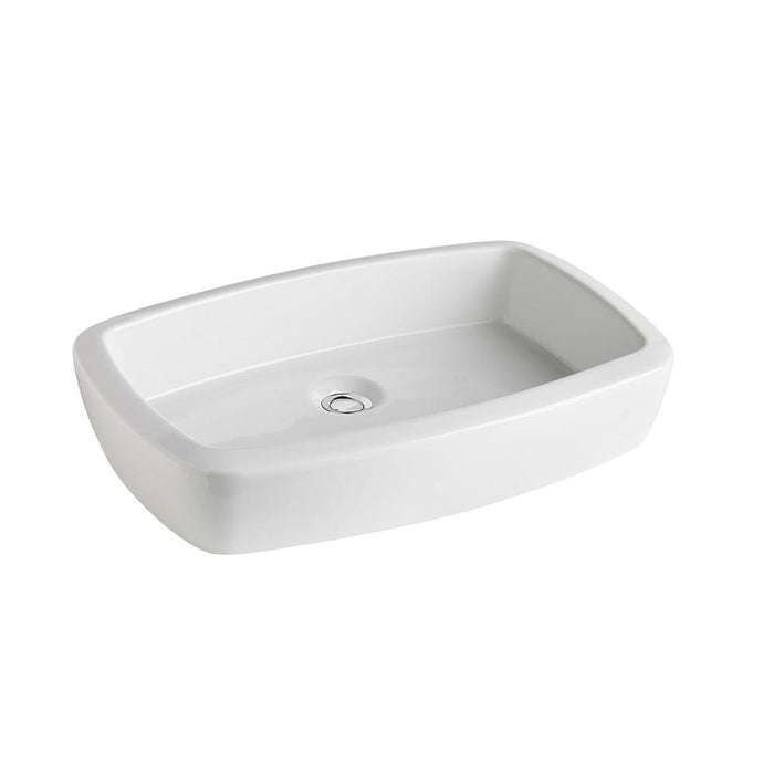 Eos Above Counter Rectangular Basin