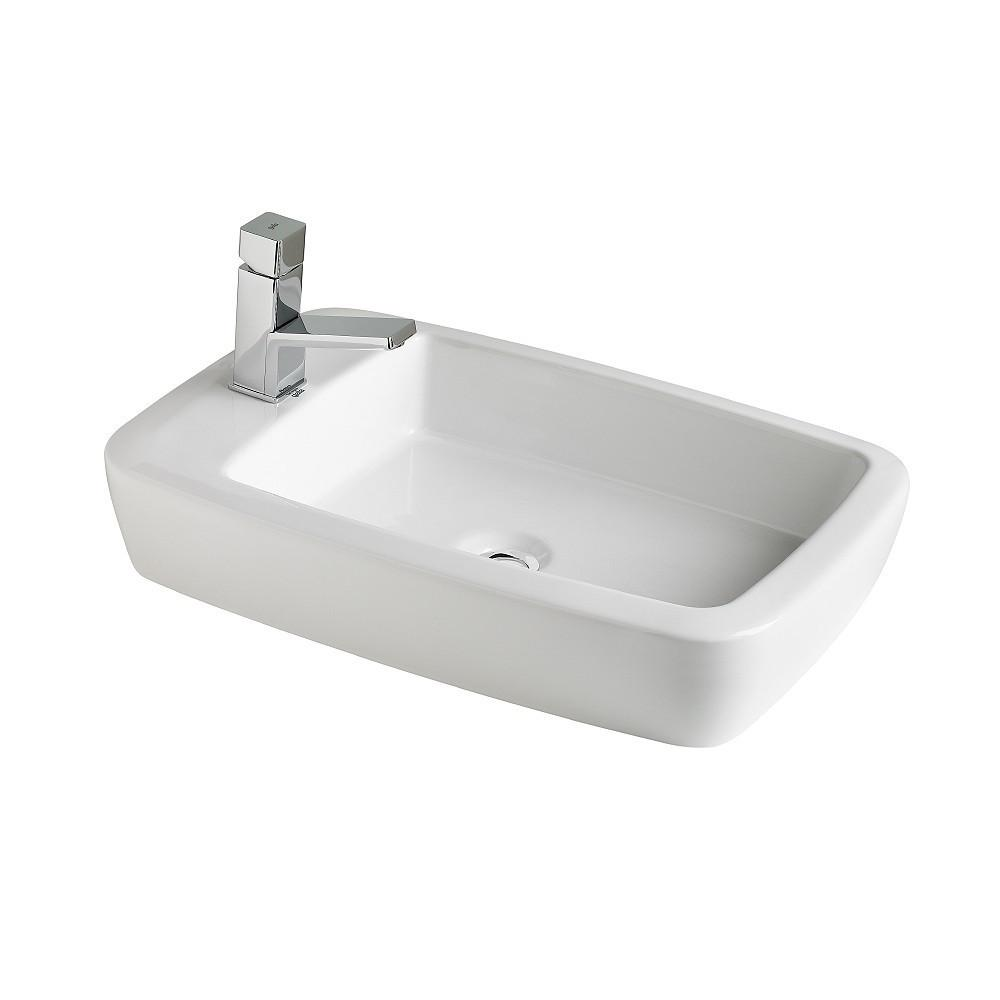 Gala Eos Above Counter Basin Side Ledge 34026