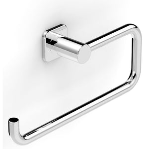 Faucet Strommen Zeos Guest Towel Holder (Chrome) 35155.11.01