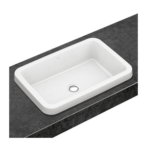 Architectura 615 Rectangular Drop In Basin