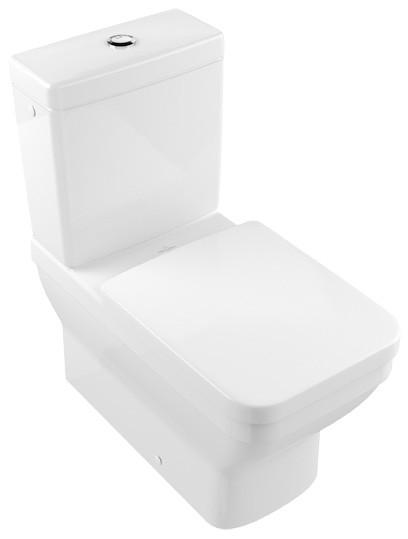 Architectura SQ Back to Wall Toilet 4.5/3L  Villeroy & Boch