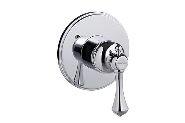 Bastow Georgian Bath/Shower Mixer (Chrome)