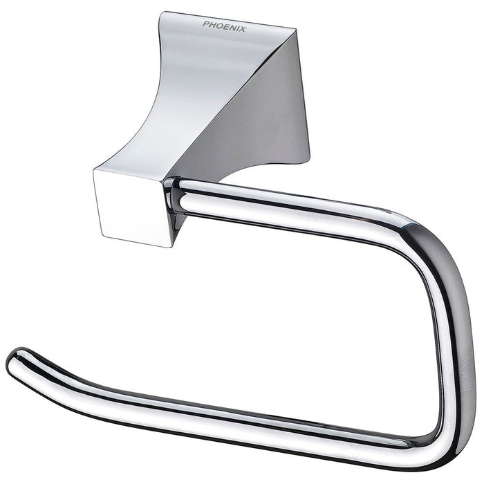 Argo Toilet Roll Holder (Chrome)