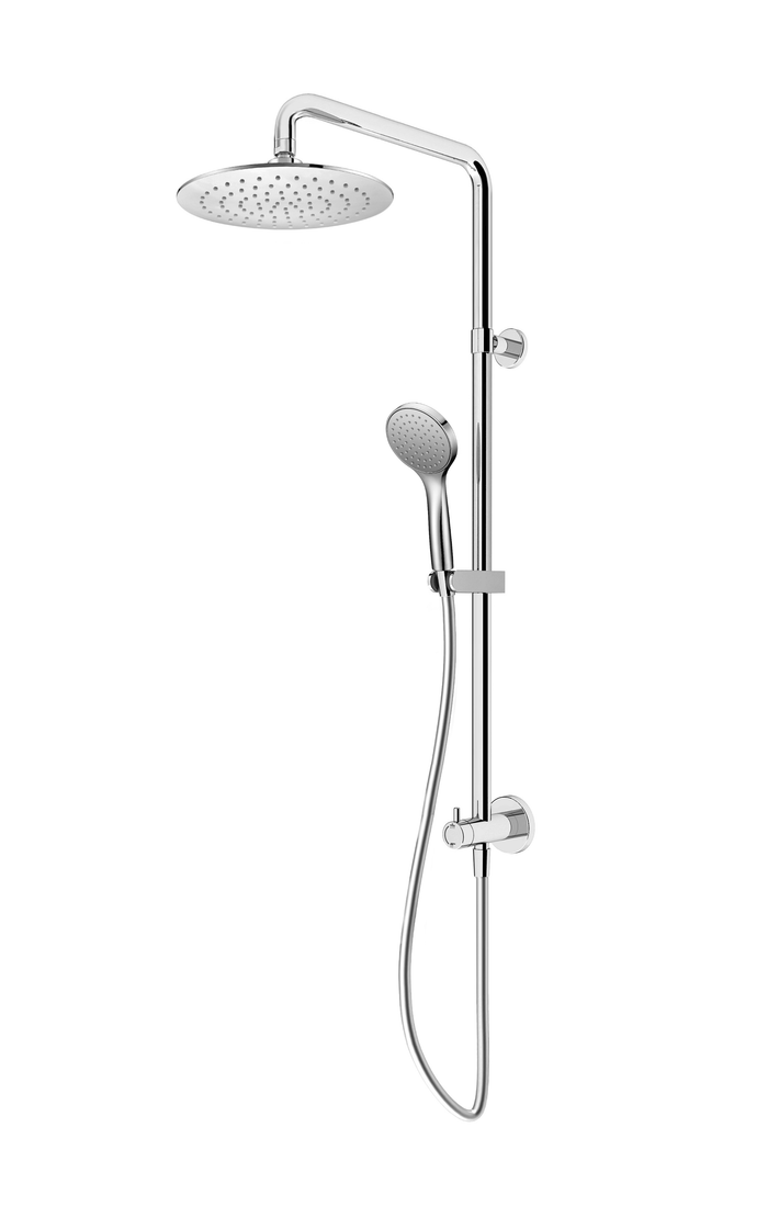 Aquas LUFT 1 Twin Shower System