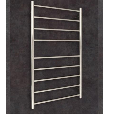 Thermorail Budget Heated Towel Rail Round 9 Bars BS46M