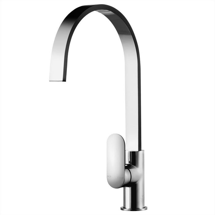 Cerchio Sink Mixer (Chrome)