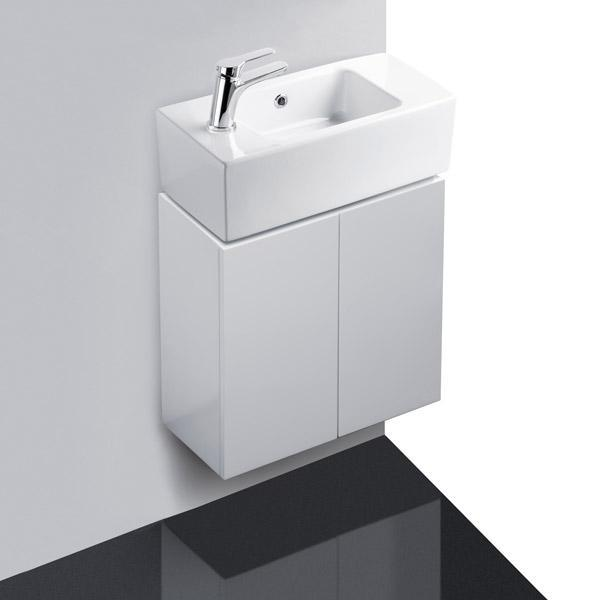 Compact Vanity 1TH LH Side