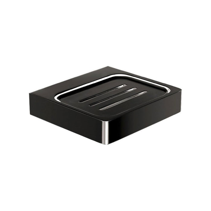 Eneo Soap Dish (Matte Black)
