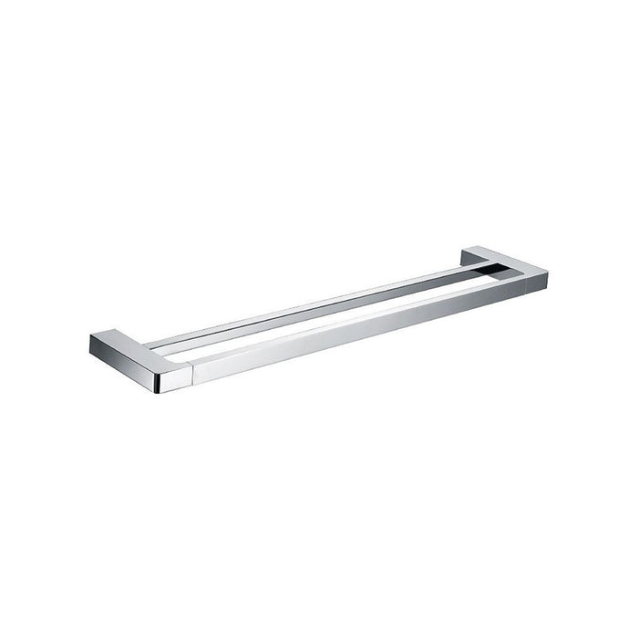 Eneo Double Towel Rail 600mm (Chrome)
