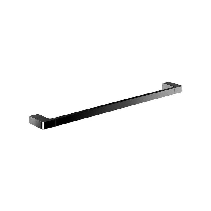 Eneo Single Towel Rail 600mm (Matte Black)