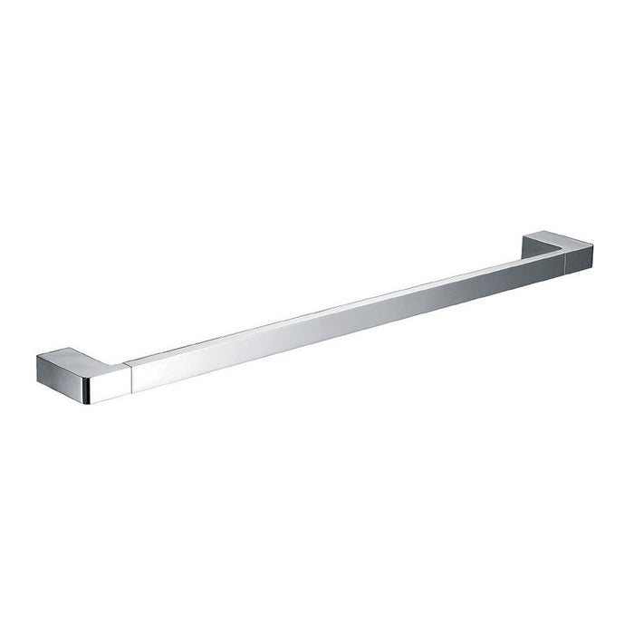Eneo Single Towel Rail 800mm (Chrome)
