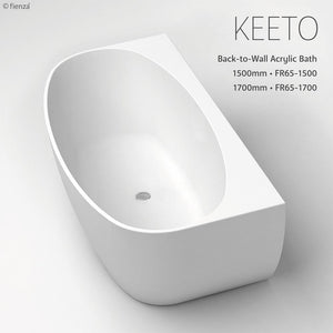 The Keeto is available in two lengths