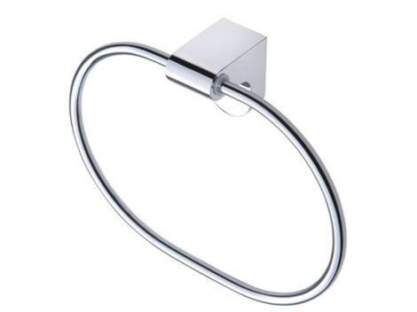 Forme Towel Stirrup (Chrome)