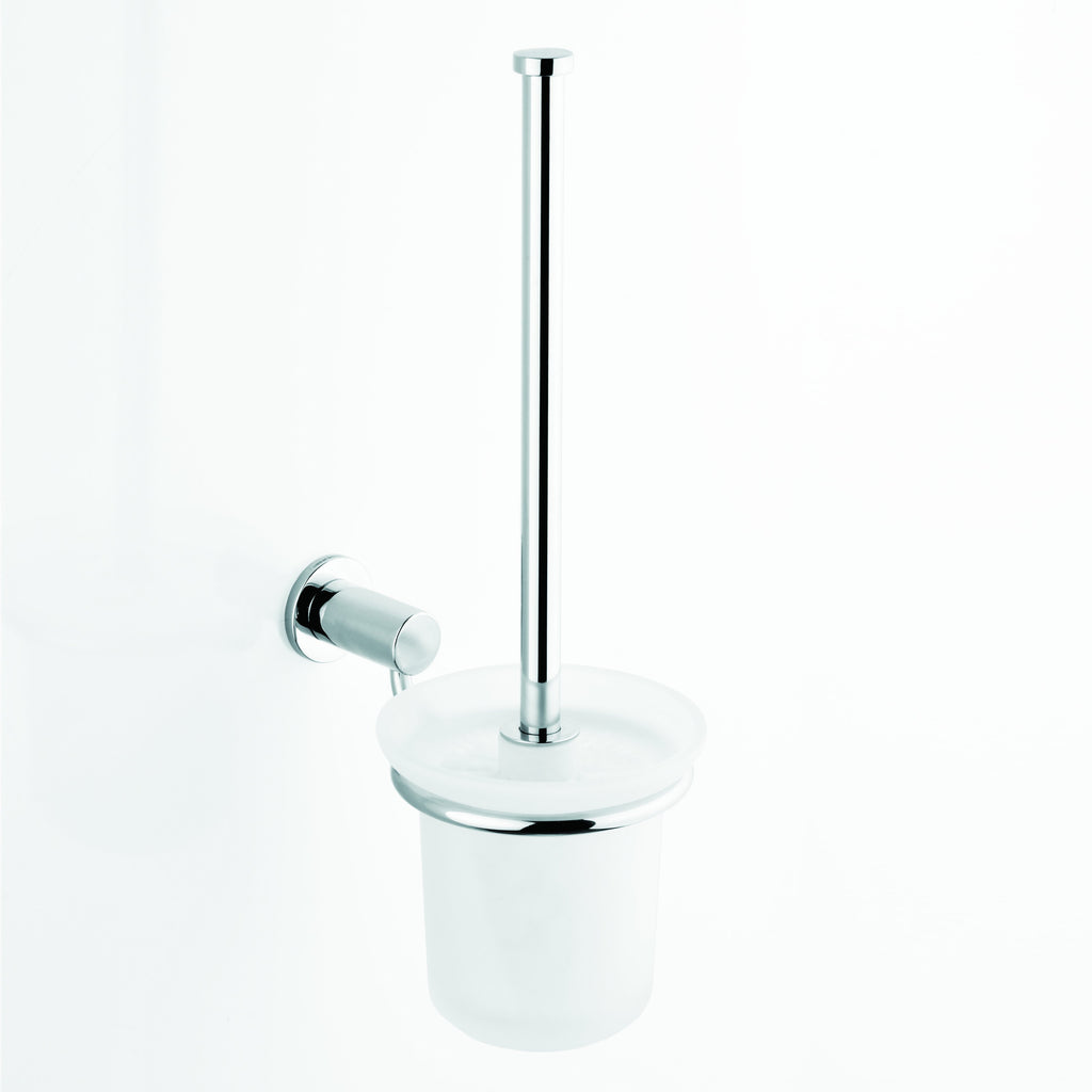 Pegasi Toilet Brush Holder (Chrome)