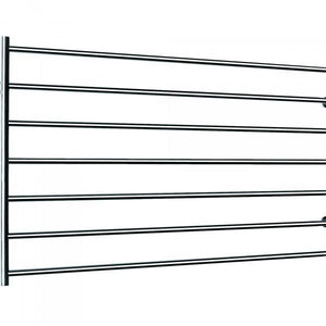 Coco Xpand Heated Towel Rail 1200x700 (Chrome)