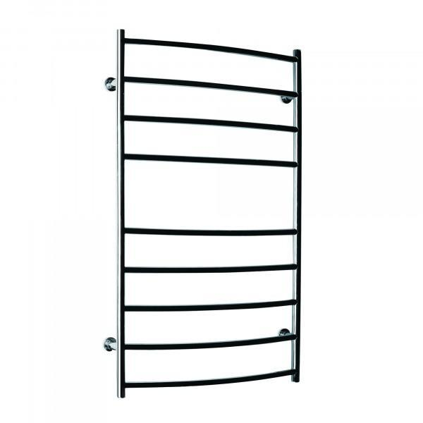 Coco Curves Heated Towel Rail 600x1000 (Chrome)