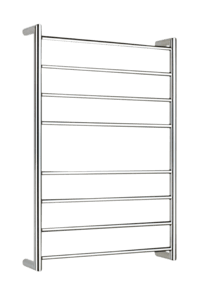 Thermorail Heated Towel Rail Round Tubing and Round Legs RSL24C