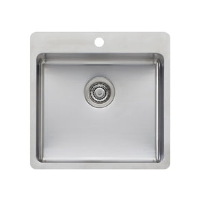 Oliveri Sonetto Large Bowl Topmount Sink SN1051