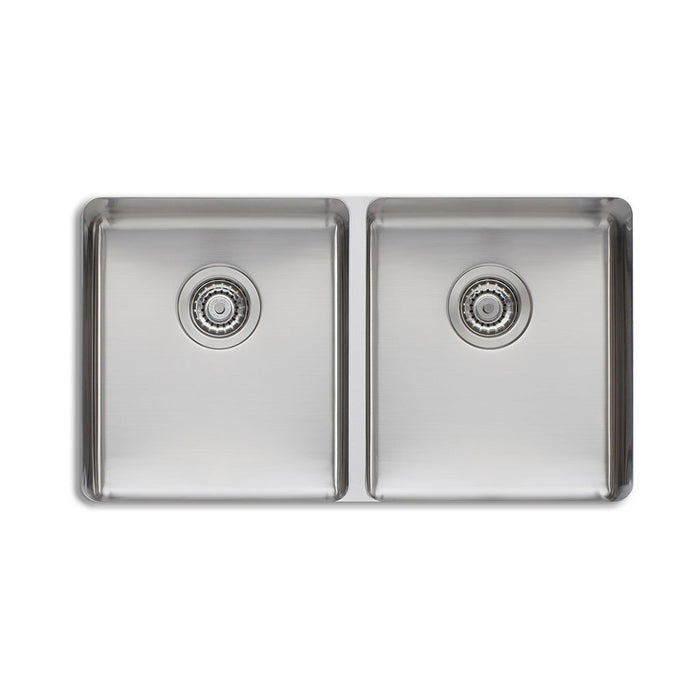 Sonetto Double Bowl Undermount Sink