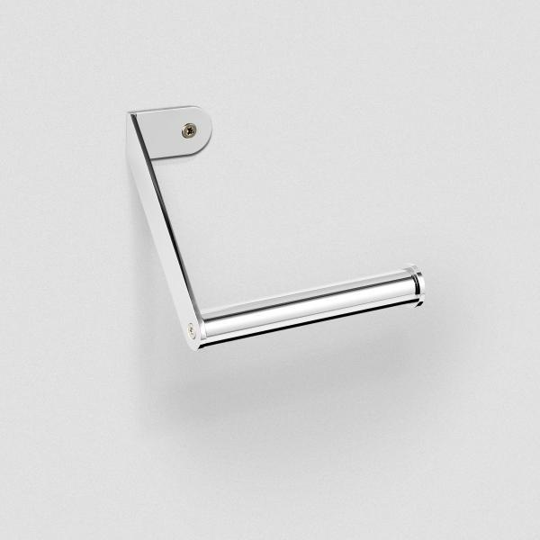 Dune Toilet Roll Holder Chrome