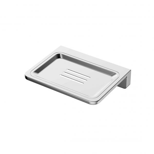 Pop Soap Dish Chrome