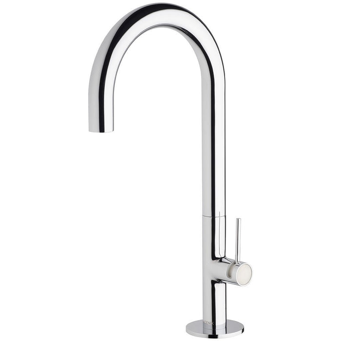 Vivid Slimline Filtered Water Tap 120mm Gooseneck (Chrome)