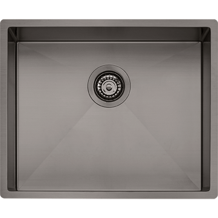 Spectra Single Bowl Sink (Gun Metal)