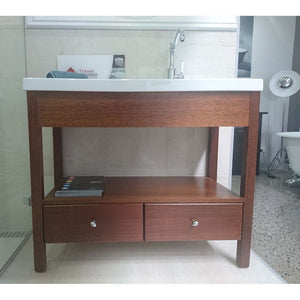 Turner Hastings Windsor Condal Floor Standing Vanity (100 x 45 Basin) WICO100