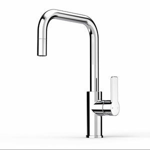 Zeos Sink Mixer Square Pull Out - Faucet Strommen
