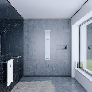 Arcisan Synergii Shower Panel - Right Side Operation