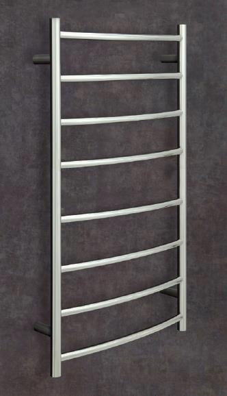 Thermorail Heated Towel Rail 8 Bars CR27M