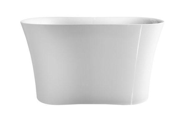 Decina Furo 1300 Freestanding Rectangle Soaker Bath