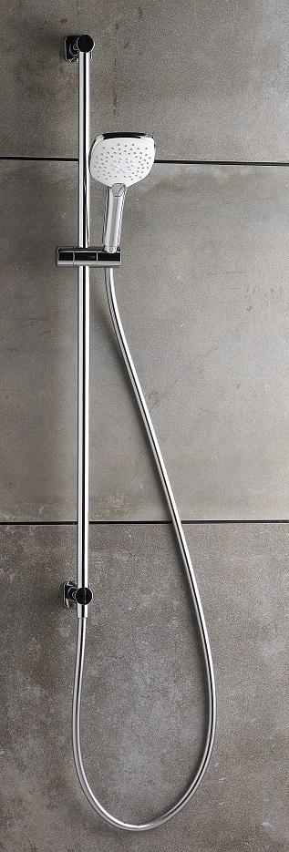 Zeos Slide Shower Inflow 900mm - Faucet Strommen
