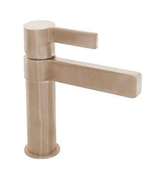 Martini Ritz Basin Mixer (Brushed Rose Gold)