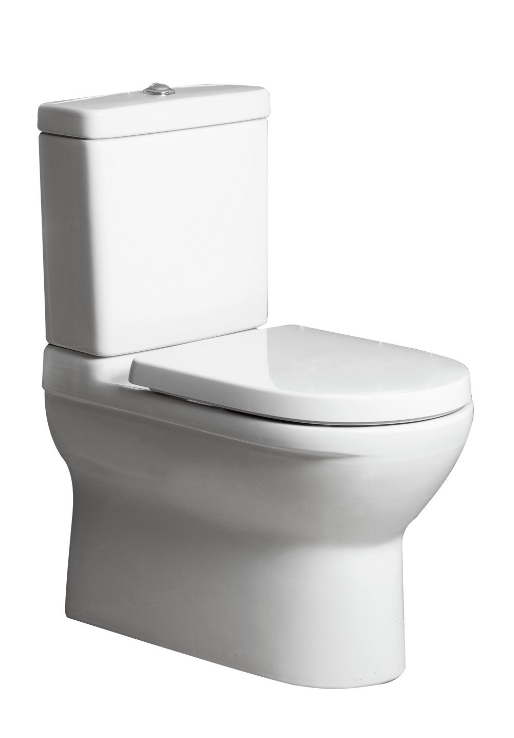 O. Novo Back To Wall Toilet Suite 4.5/3L Villeroy & Boch