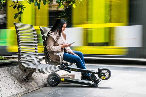 Bexly Electric Scooters