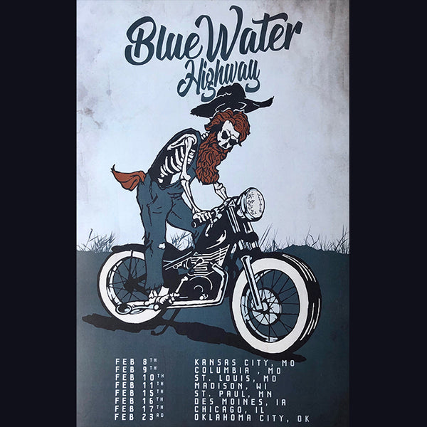 2018 Midwest Tour Poster