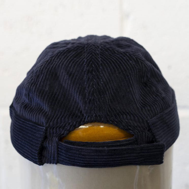 The Watchcap - Navy Corduroy