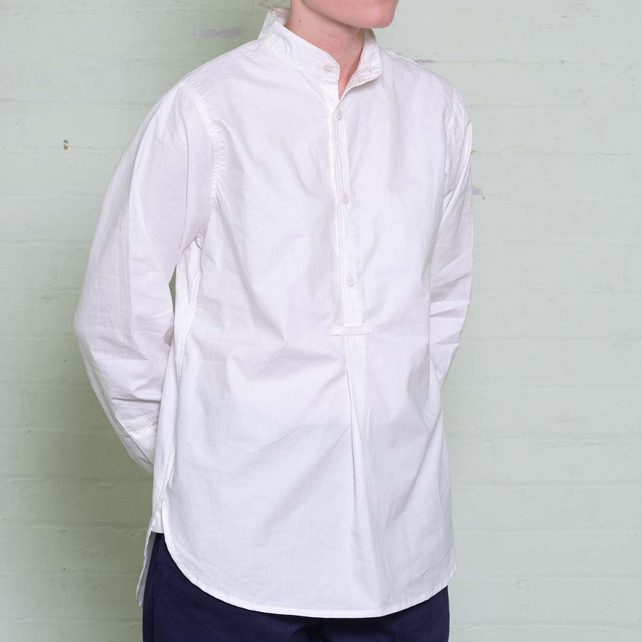 The Cambric Shirt - White