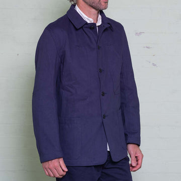 The Mechanics Jacket - Navy