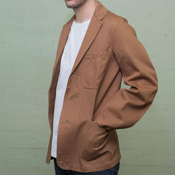 The Engineer Jacket - Khaki