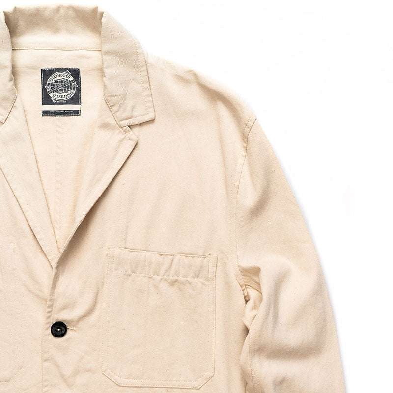 The Engineer Jacket - Natural