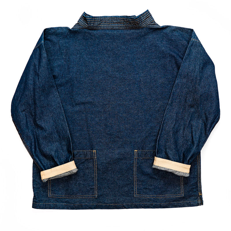 The Classic Smock - Denim