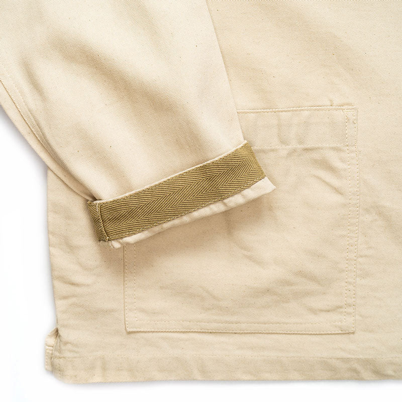 The Classic Smock - Natural